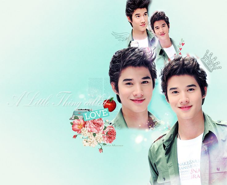 Mario Maurer_Blackberry Themes free download, Blackberry Apps