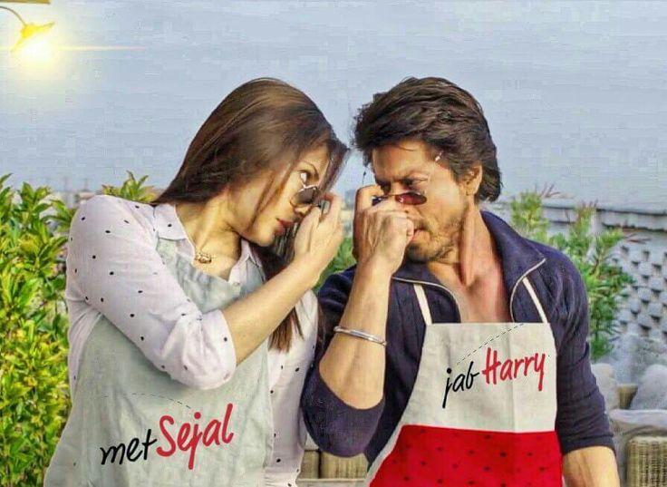 Jab Harry Met Sejal Shah Rukh Khan & Anushka Sharma