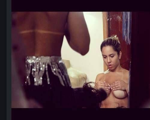 Mulher Melão polemiza com adesivo nos seios na rede - Entretenimento - R7 Famosos e TV