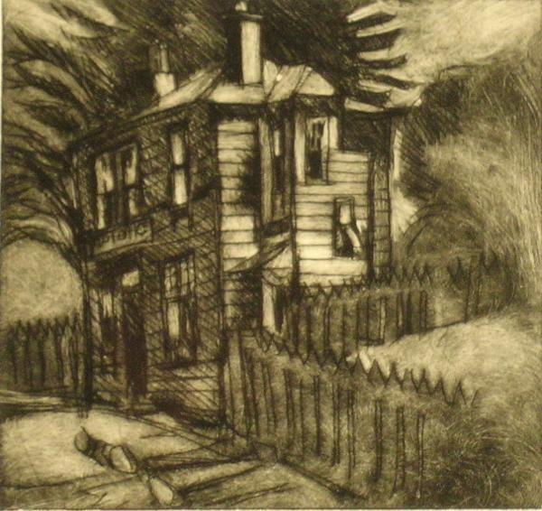 ArtSouth, Gore: Pauline Bellamy, Post Office St Bathans
