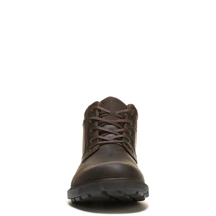Rockport Men's Storm Surge Waterproof Lace Up Boots (Brown) - 13.0 M