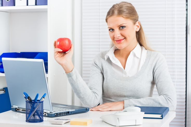 how to stay healthy in an office job