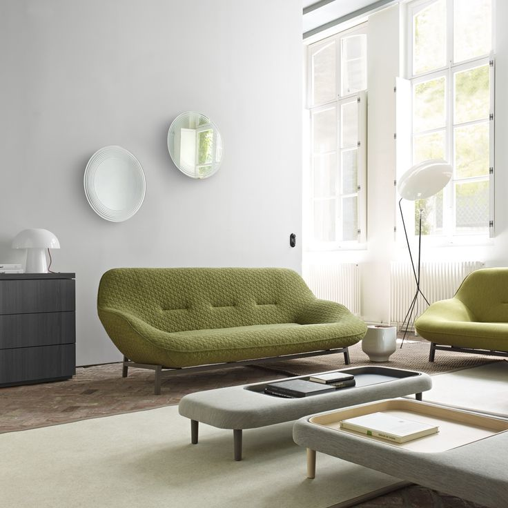 Cosse Sofa By Ligne Roset