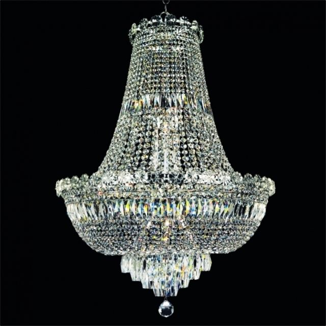 Remarkable Used Crystal Chandelier Houzzz