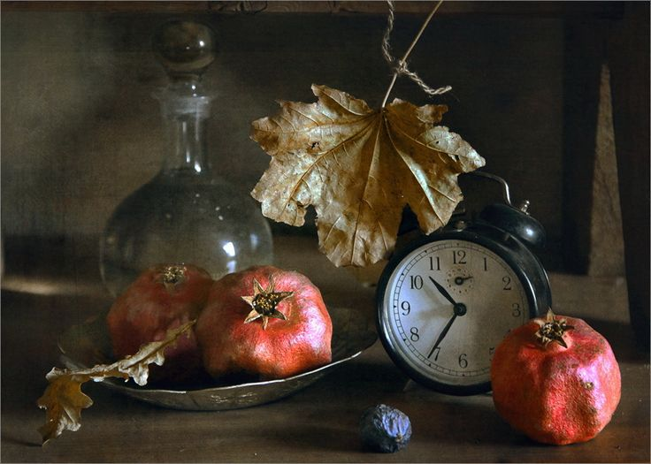 Still Life Photography Скоро ноябрь © martysha
