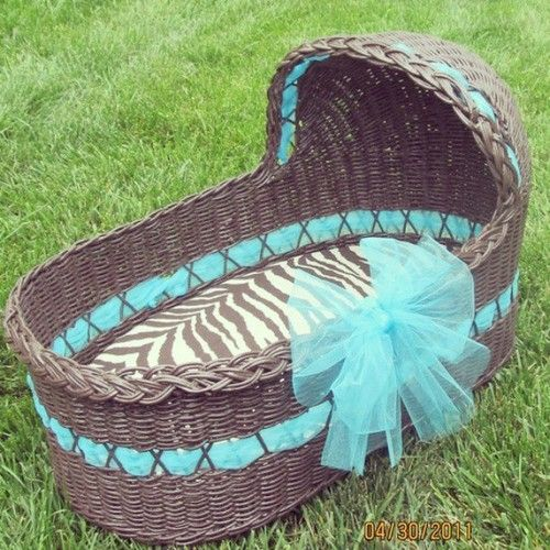 #tbt To One Of My First #trashtotreasure #DIY Projects A #wicker Bassinet