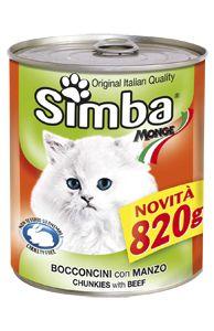 SIMBA - Chunkies with beef