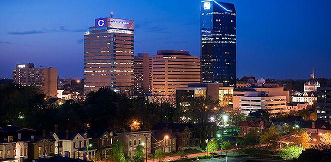 Lexington, Kentucky.