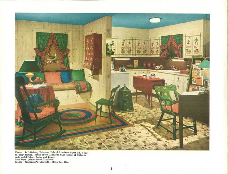 66 best 1940s Home and Decor images on Pinterest 1940s house