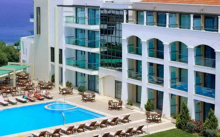Hotel Albatros 4* - photo 3  http://www.meridian-travel.ro/hoteluri/creta/hotel-albatros/