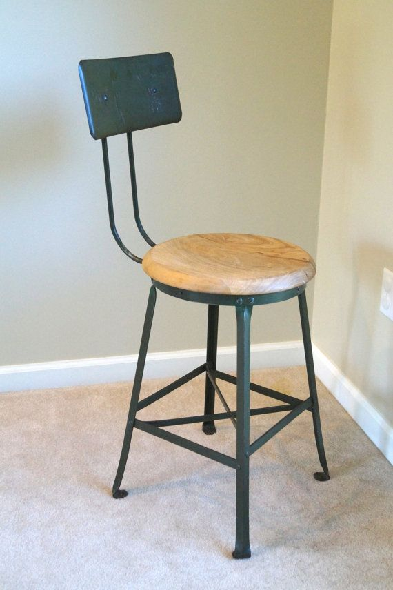 Luxury Angle Steel Stool Company