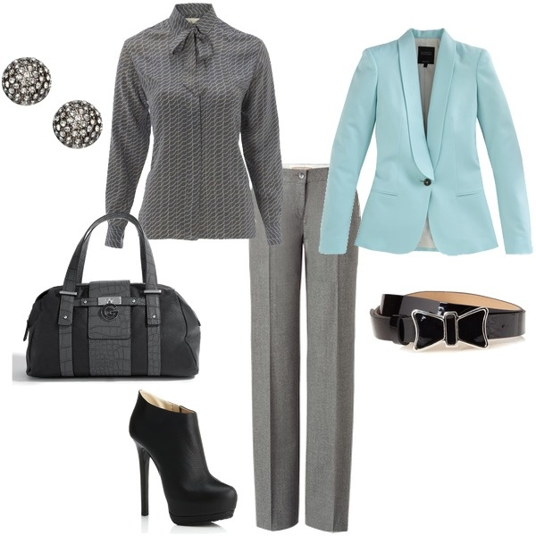 Womenu0026#39;s outfit ideas - outfits for the office - work outfits | Definitely My Style | Pinterest ...
