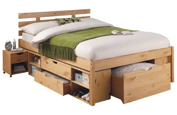 Living Ultimate Storage Double Bed Frame I Don T Care For