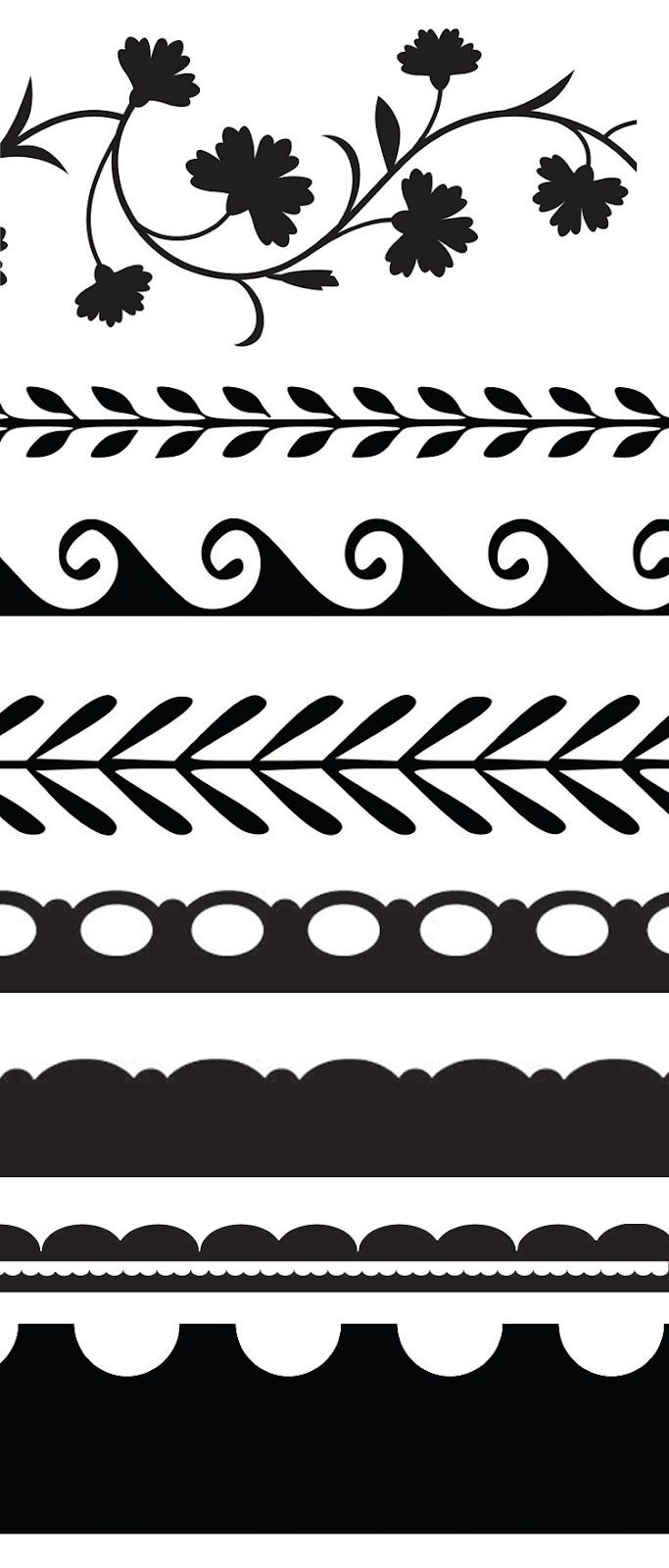 17 Best ideas about Borders Free – Printable Bordered Paper Designs Free