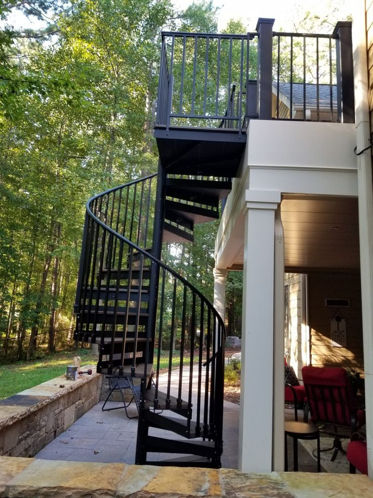 Discover the Ultimate Staircase Alternative Trex Spiral