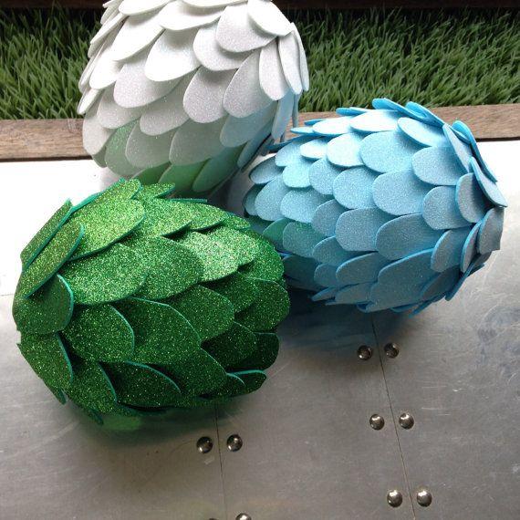 Dragon Egg Pinatas by PinataPinatas on Etsy