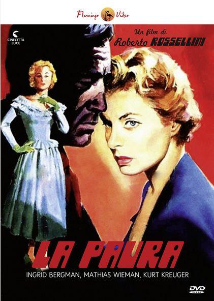 La paura di Roberto Rossellini. L'ultimo film del binomio Rossellini/Bergman. GUARDA su http://www.mymovies.it/film/1954/lapaura/live/
