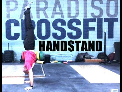 HANDSTAND TECHNIQUE STEP BY STEP - Paradiso CrossFit - YouTube