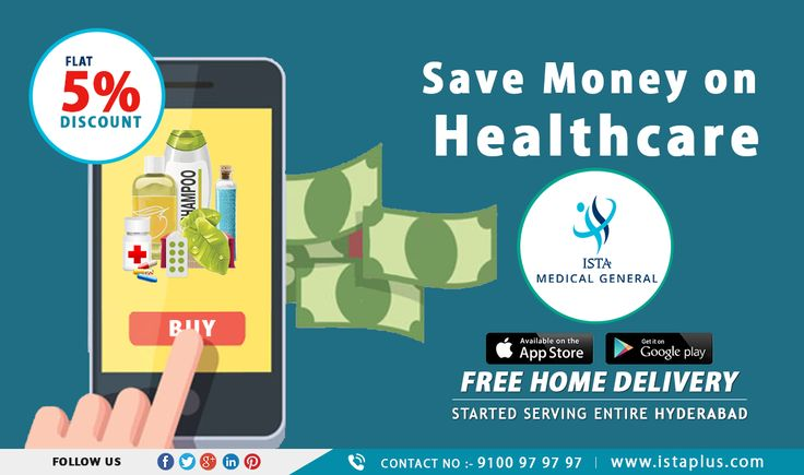 #Save #Money on #Healthcare Flat 5% #DISCOUNT #Free #Home #Delivery #Started #serving #entire #Hyderabad http://www.istaplus.com/