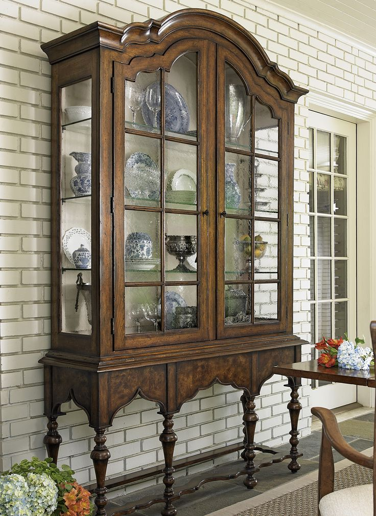 63 best Curio cabinets images on Pinterest | Curio cabinets, China ...