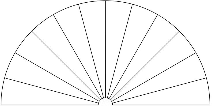 Dowsing Chart, 12 Pieces. You can use this picture to make your own Dowsing Chart, by adding any text or symbols you want.
