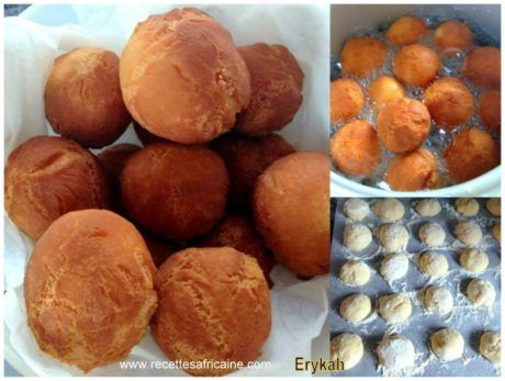 This Cameroonian donuts recipe called the Lofombos was shared by …