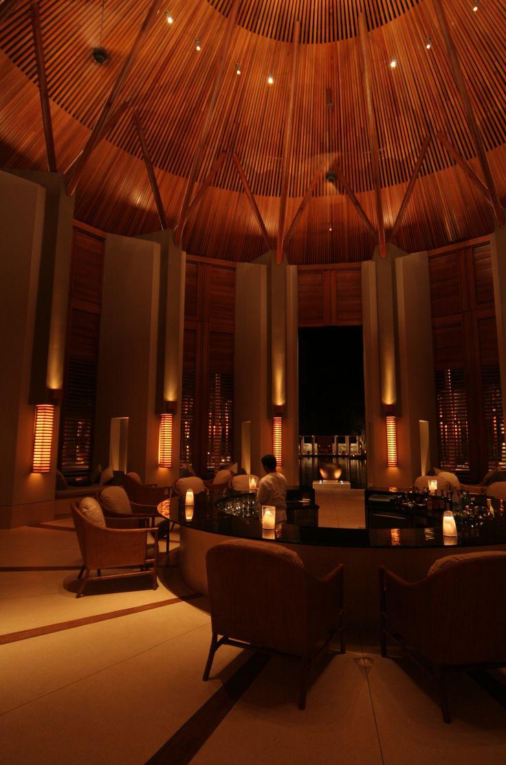 bar at Turks and Caicos Amanyara Resort