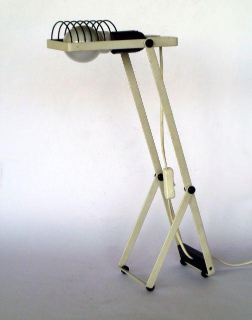 SINTESI lampada tavolo Artemide design anni 70 Gismondi modernariato table lamp   eBay