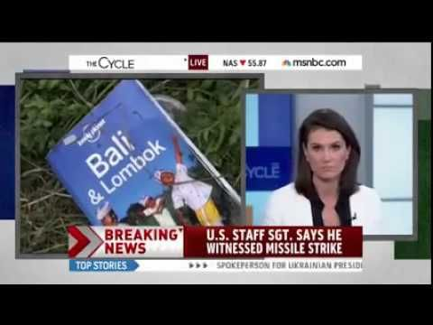 Caller calls MSNBC host a 'dumb@#$' on-air ~~ MSNBC needs to do a better job of vetting their 'experts' because this makes them look absolutely foolish:  ***CONTENT WARNING: LANGUAGE***