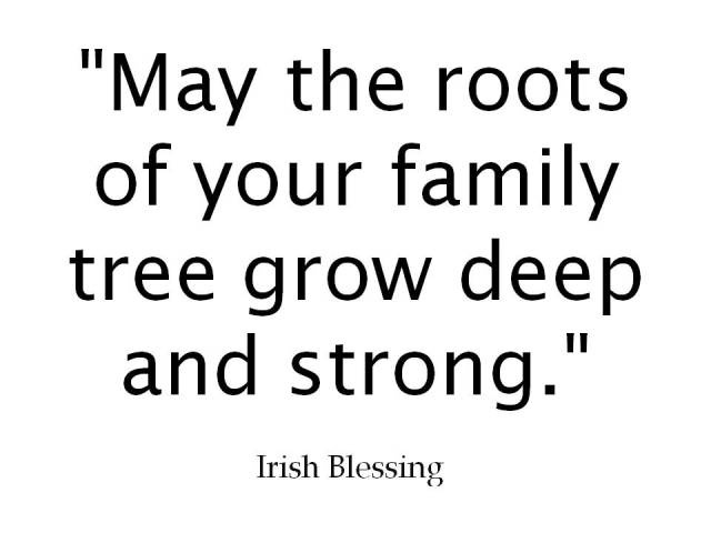 May the love of your family makes you strong.  #Family