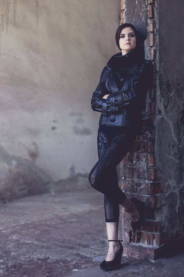 Fashion Designer: YVETTE HASS Make-up: Maria Dumitrescu Make-up Photographer: Dima Dimov Hair-style: Geta Marin