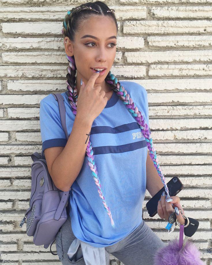 Pleasing 17 Best Ideas About White Girl Cornrows On Pinterest White Girl Hairstyles For Women Draintrainus