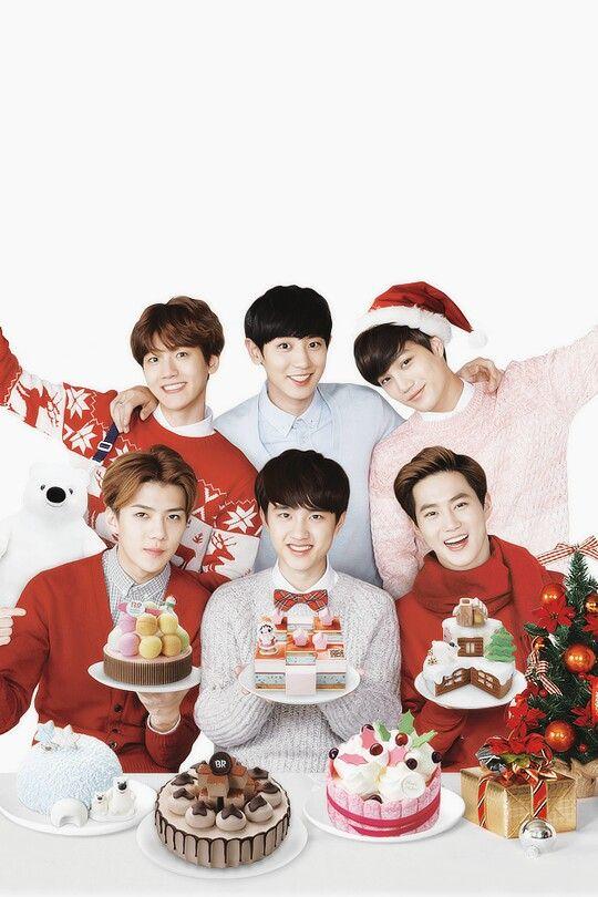 Baekhyun , Chanyeol , Kim Jongin / Kai , Sehun , Do Kyungsoo / D.O , Suho , EXO