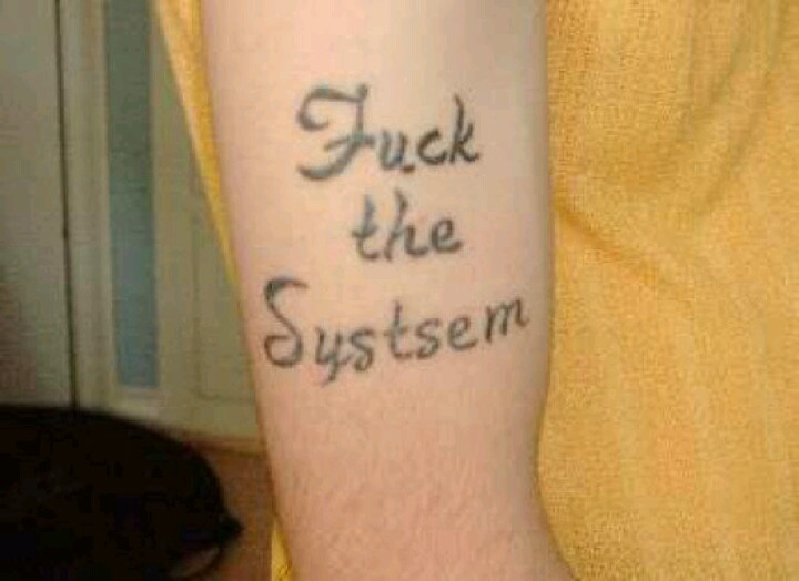Best Tattoo Fail Images On Pinterest Hot Mess In Love And - 24 funniest tattoo fails