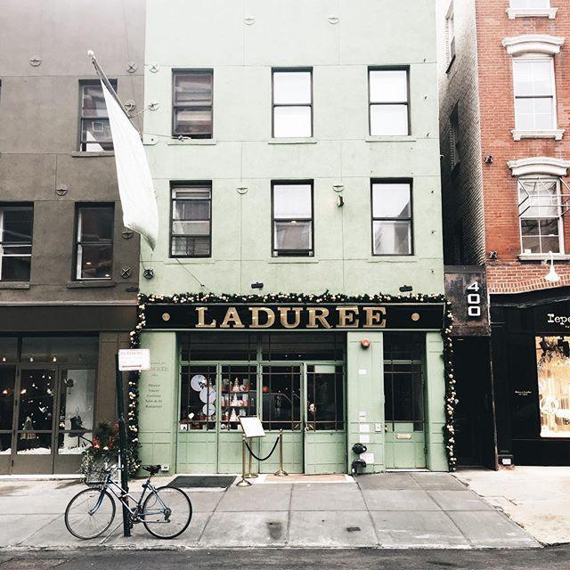 Laduree soho New York @stilettobeatss