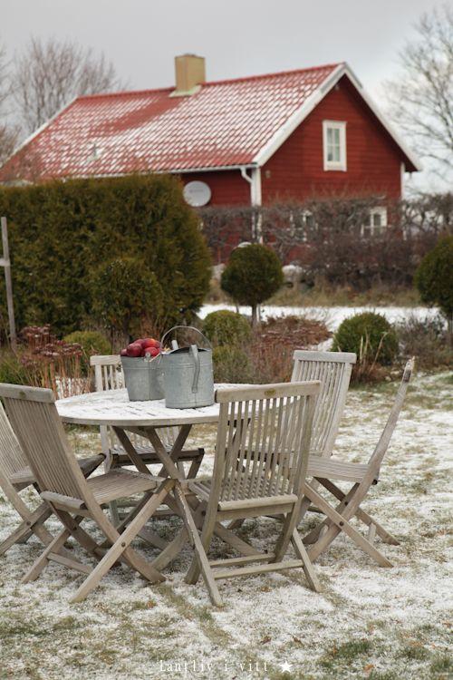 Swedish Christmas ★ God Jul ★ Snö ★