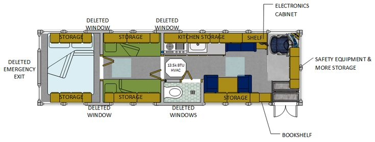 Conversion Encyclopedia - Floor Plans - Page 5 - School Bus Conversion Resources