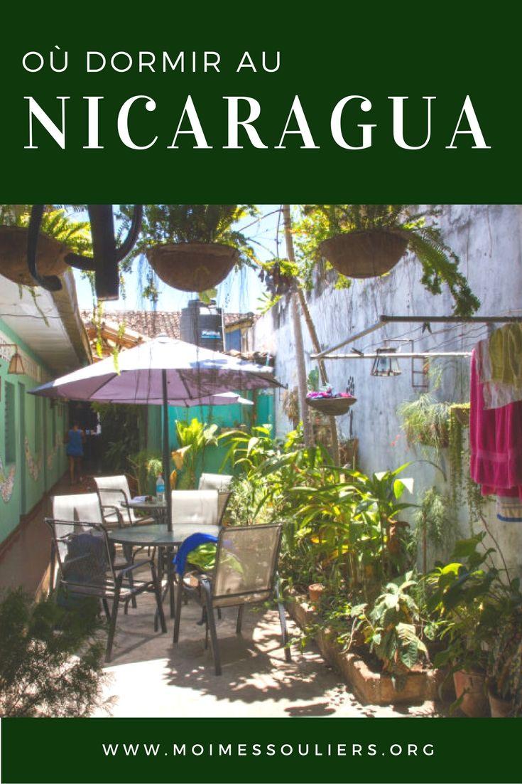 Comme plusieurs d'entre vous m'ont demandé des conseils sur où dormir au Nicaragua et quels hébergements choisir, je vous ai préparé la liste des hôtels, auberges, gîtes et auberges de jeunesse où Anne et moi avons dormi à Granada, Ometepe, San Juan del Sur, Managua, Big Corn Island, Little Corn Island et León.  #Nicaragua #Hébergement #Voyage #Sud #Information #Granada #Ometepe #SanJuan #Managua #Planification #Exploration #Découverte