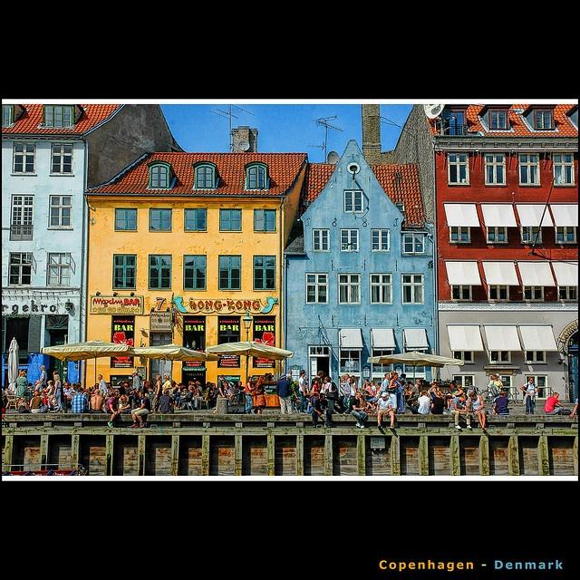 Nyahvn, Copenhagen #copenhagen