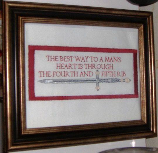 Best Way To A Man's Heart