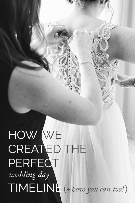 34 best wedding day timetable images on Pinterest Wedding - sample wedding timeline