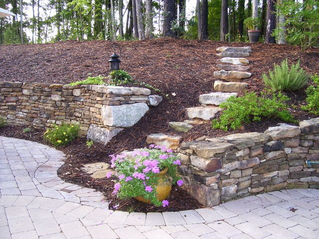 486 Best Images About Landscaping On Pinterest | Diy Retaining