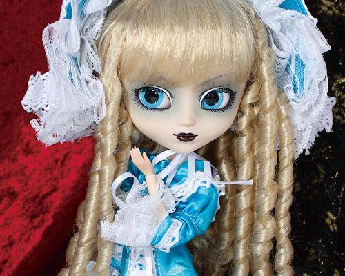 Коллекционная кукла Pullip Принципесса (2012)