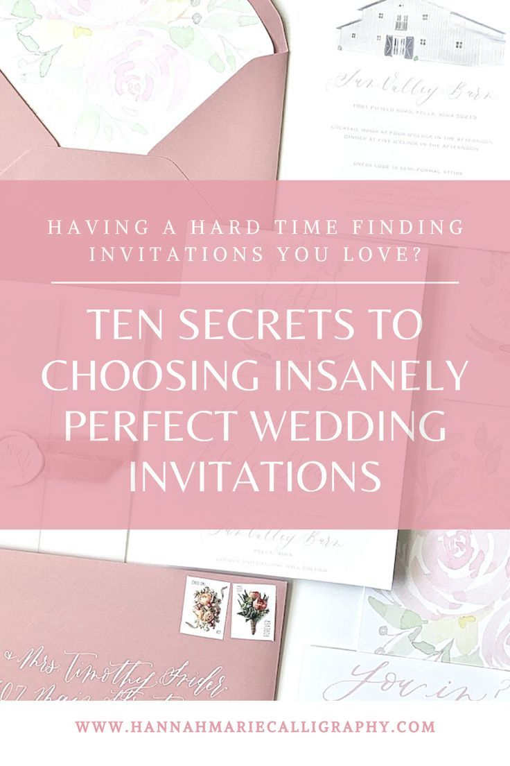Ten Secrets To Choosing Insanely Perfect Wedding Invitations In 2020 Wedding Invitations Wedding Invitations Romantic Creative Wedding Invitations
