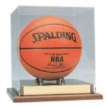 "Basketball Display Case - 12 x 12 x 12"" Basketball Award"