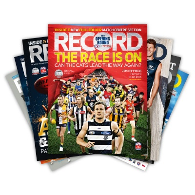 AFL Online Shop - Full Subscription to the AFL Record