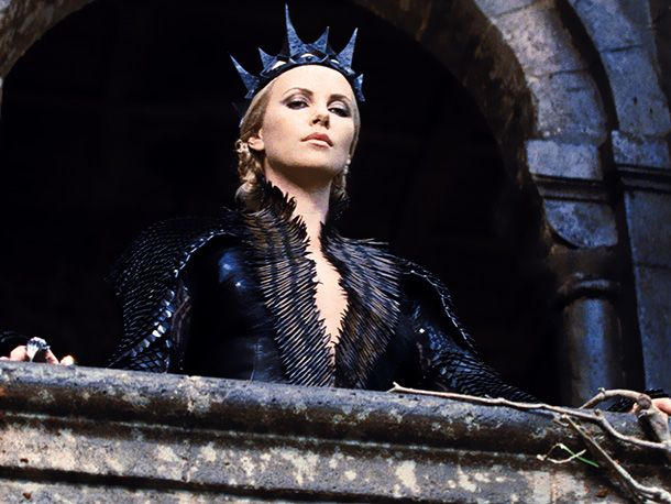 Snow White and the Huntsman | Finally, we can confirm what the trailers have long hinted at: Theron's performance as the murderous Queen Ravenna is the best thing about the film.