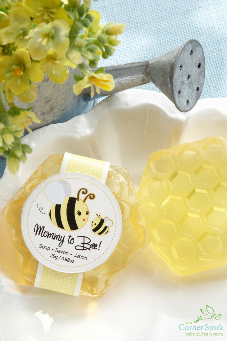 Mommy To Bee Honey Scented Honeycomb Soap