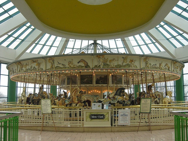 Carousel Center, Syracuse NY