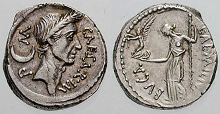 Julius Caesar and Leap Days February 29 2016 via NASA Today February 29th is a leap day - a relatively rare occurrence. In 46 BC Julius Caesar featured here in a self-decreed minted coin created a calendar system that added one leap day every four years. Acting on advice by Alexandrian astronomer Sosigenes Caesar did this to make up for the fact that the Earth's year is slightly more than 365 days. In modern terms the time it takes for the Earth to circle the Sun is slightly more than the…